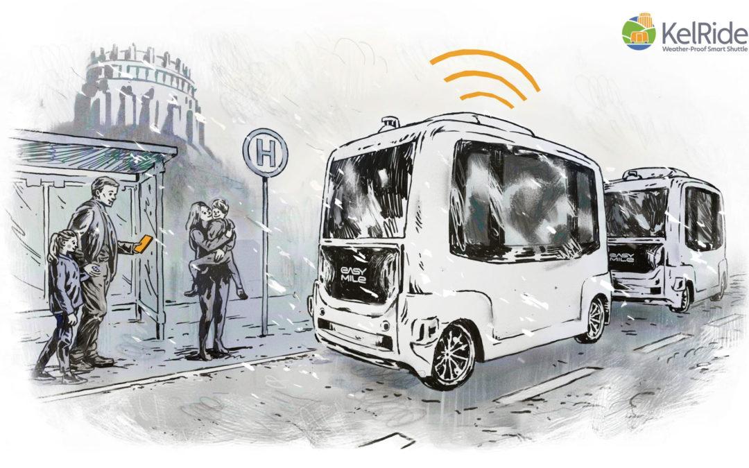 Landkreis Kelheim wird zum Mittelpunkt autonomer Mobilität